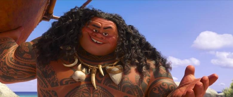 Moana clip (Maui)