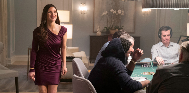 Molly's Game Review - Jessica Chastain