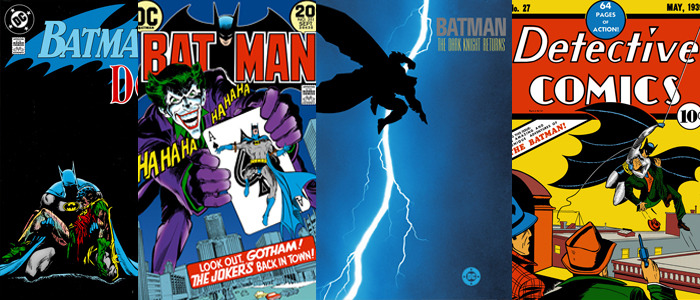 Mondo Batman art show