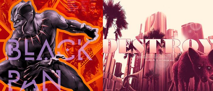 Mondo Black Panther