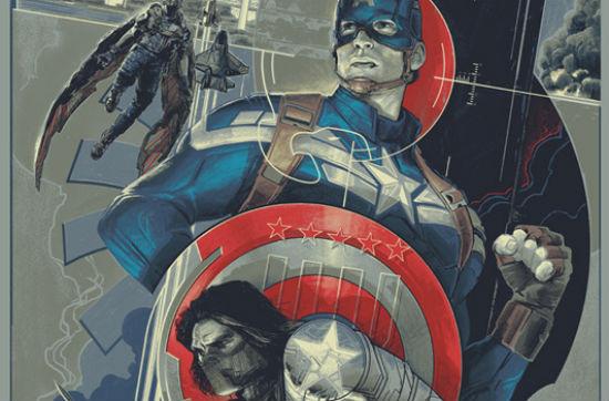 Mondo Captain America