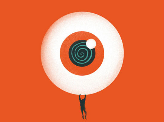 Gary Pullin - Vertigo header