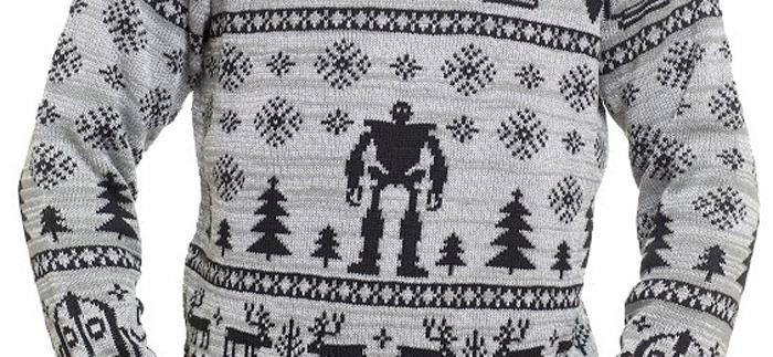Iron Giant Sweater
