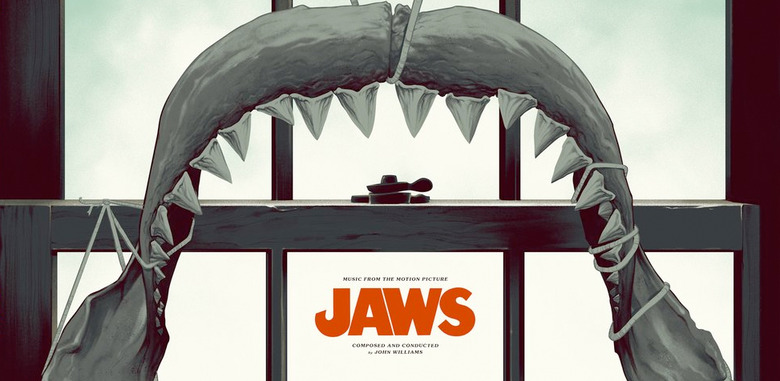 Mondo Jaws Vinyl