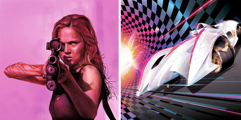 Mondo Speed Racer Vinyl Soundtrack - Revenge Soundtrack