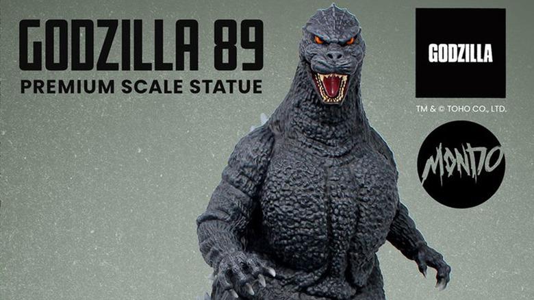 Mondo s Godzilla 89 Statue Is A Monstrous Work Of Art [Exclusive]