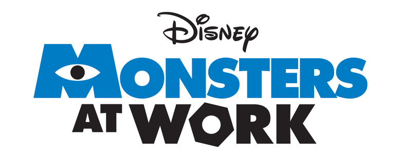Monsters At Work first look