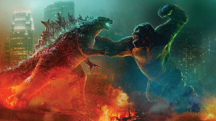 Godzilla vs Kong Sequel