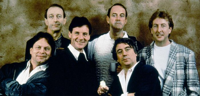 Monty Python Netflix