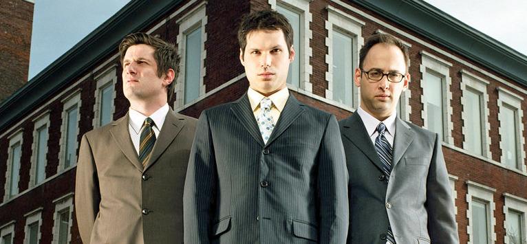 Moon Cruise TV Series - Michael Showalter, Michael Ian Black and David Wain