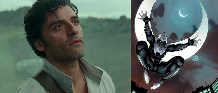 Moon knight Oscar Isaac