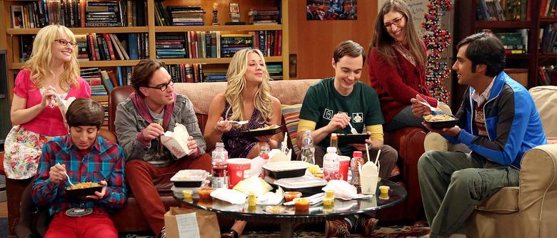 more Big Bang Theory