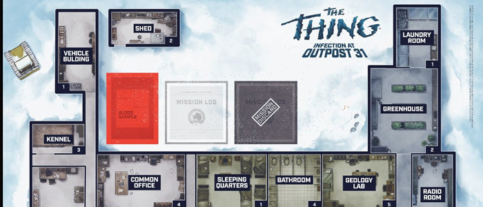 The Thing Infection at Outpost 31 header
