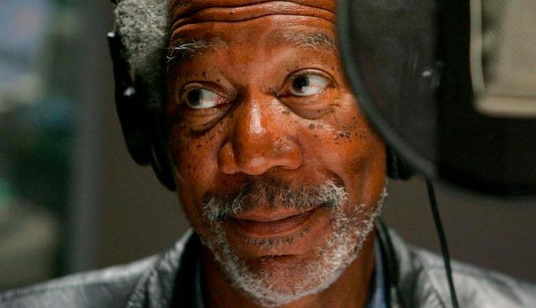 Morgan Freeman GPS