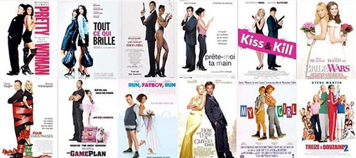 Movie Posters Look Similar