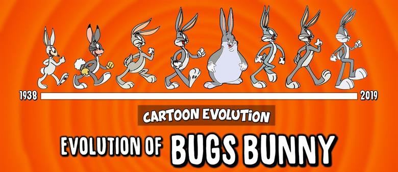 Bugs Bunny Voice Evolution