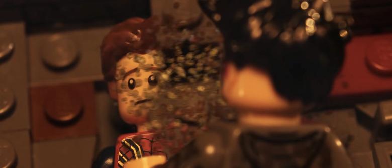 LEGO 2018 Movie Scenes