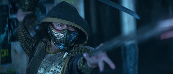 Mortal Kombat Trailer Views