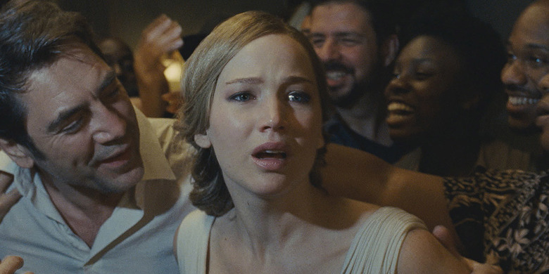 mother! early reviews