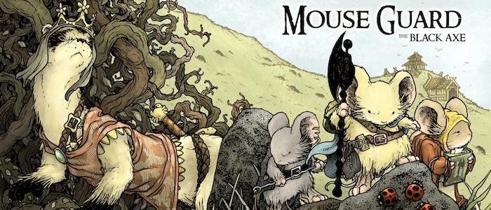 mouse guard cast