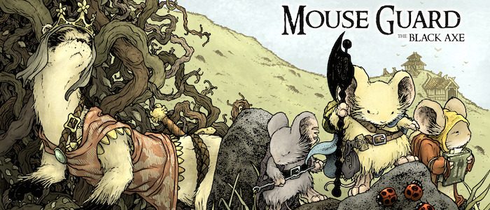 mouse guard movie director