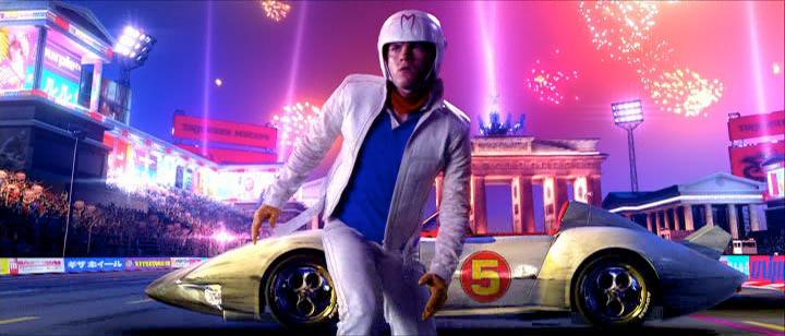 Speed Racer - Movie Realism
