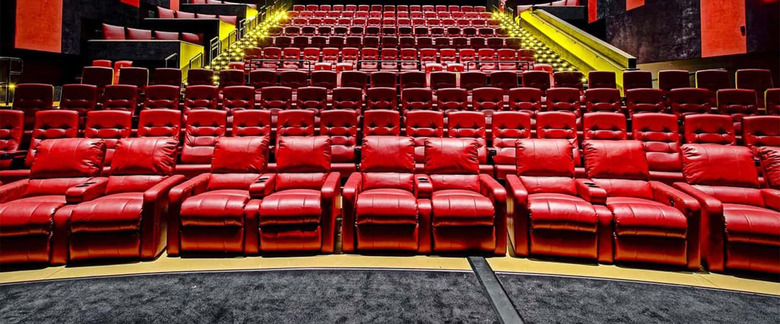 Movie Theaters Reopening Strategy