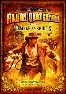 Allan Quatermain and the Temple of the Skulls