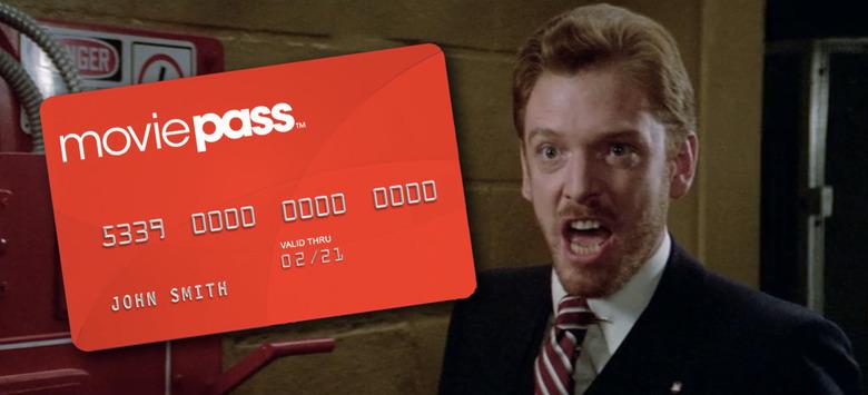 MoviePass Shut Down