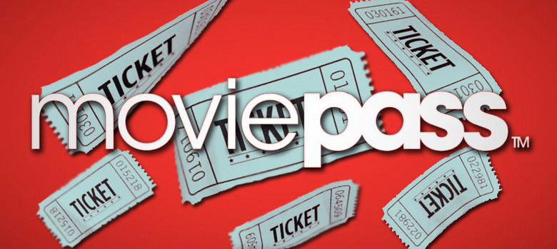 MoviePass Ticket Numbers