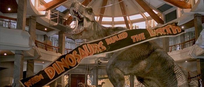 Jurassic Park Visual Effects