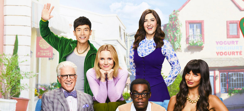 the good place one-hour special