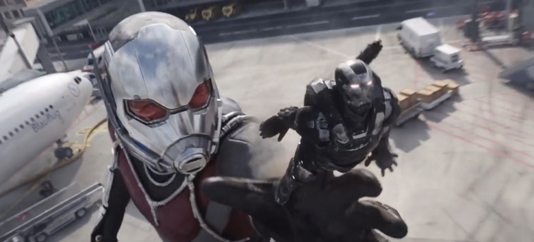 Captain America Civil War - Movies Leaving Netflix