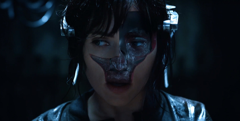 Ghost in the Shell TV Spots