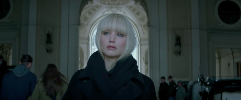 Movies to Watch With Red Sparrow