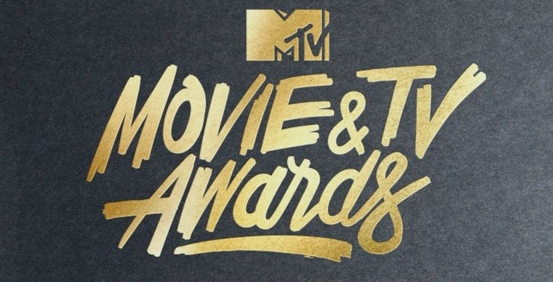 MTV Movie and TV Awards Acting Categories