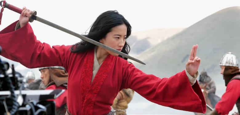 Mulan Featurette
