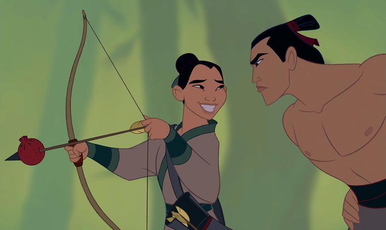 Mulan revisited