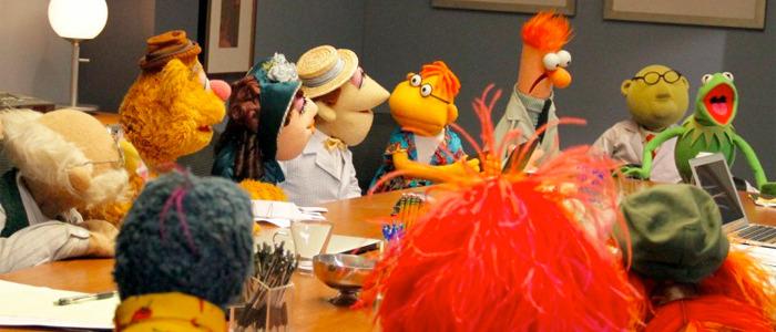 Muppets Comic Con panel