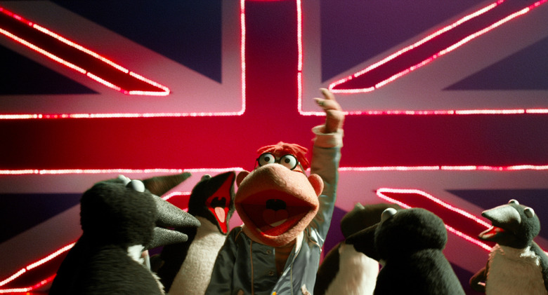 MUPPETS MOST WANTED muppets sequel song