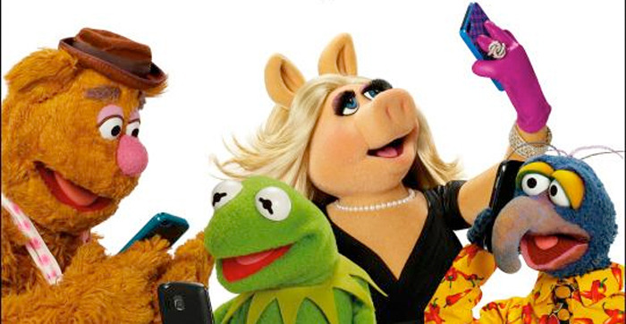 Muppets TV show posters