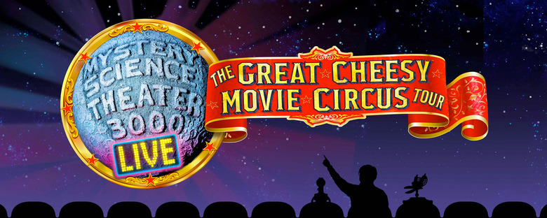 Mystery Science Theater 3000 2019 Live Tour