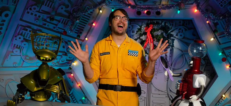 mystery science theater 3000 canceled