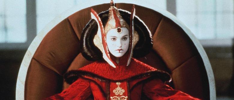 Natalie Portman Star Wars prequels
