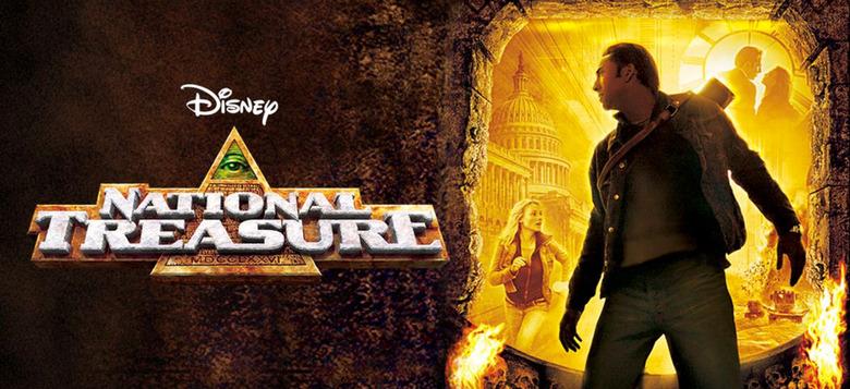 national treasure tv series disney