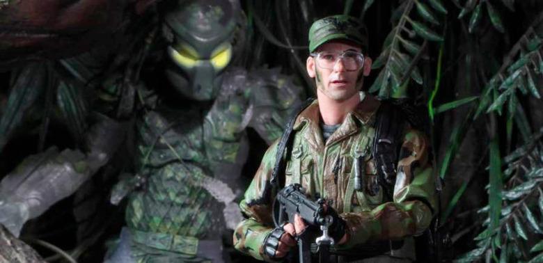 Shane Black Predator Action Figure