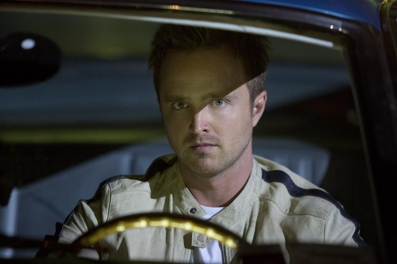 Aaron Paul - Need for Speed movie review