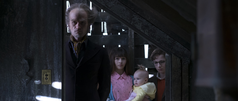 A Series of Unfortunate Events ending