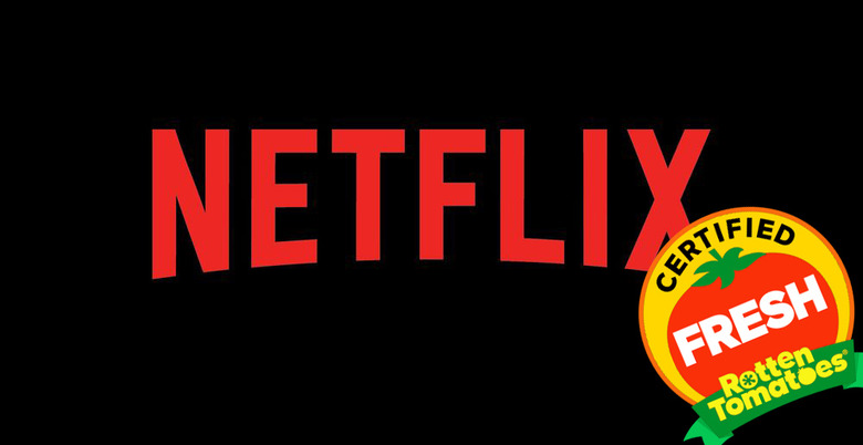 netflix certified fresh movies