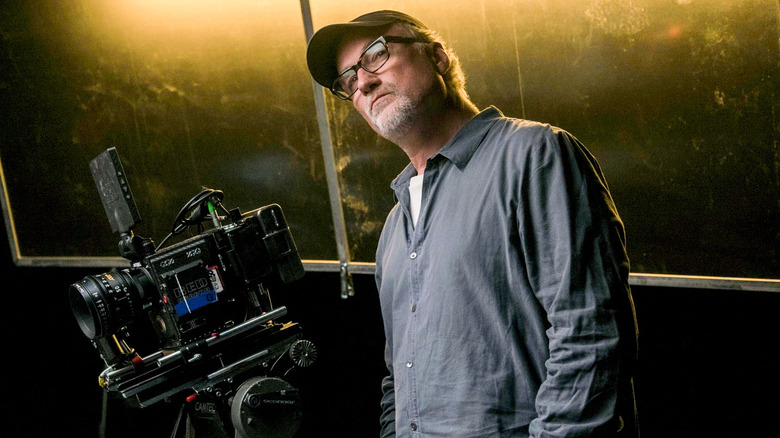 Netflix Is Teasing Some Kind Of Mysterious David Fincher Announcement
